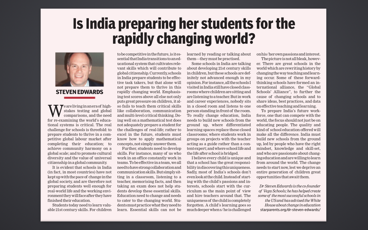 education for all in india article